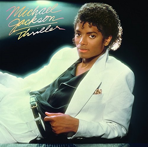 MICHAEL JACKSON - Thriller - LP