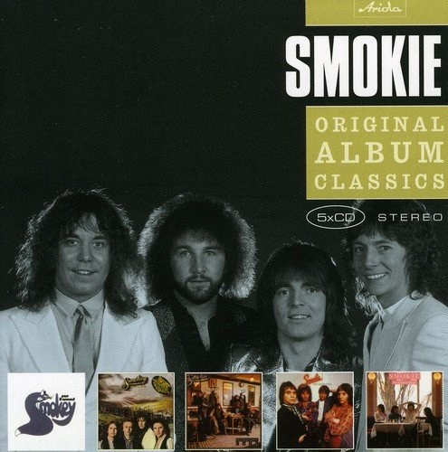 SMOKIE - Original Album Classics (5CD)