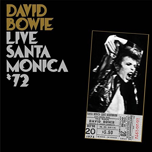 DAVID BOWIE - Live Santa Monica '72 - 2LP