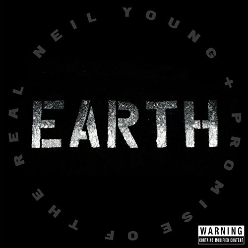 NEIL YOUNG - Earth (2CD)