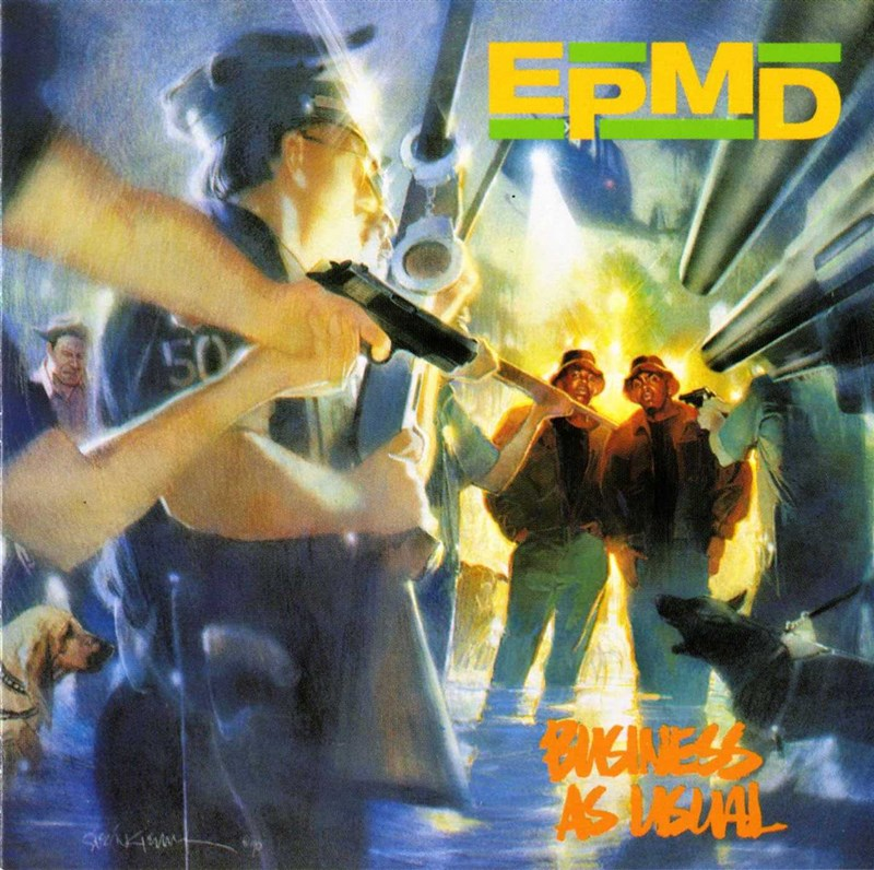 EPMD - Business As Usual: Enhanced