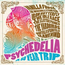 VARIOUS ARTISTS - Psychedelia: A 50 Year Trip (2CD)