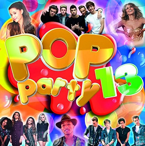 VARIOUS ARTISTS - Pop Party 13 (CD/DVD)