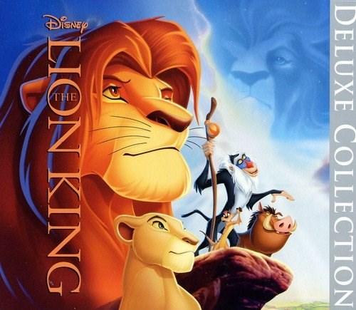 Soundtrack Disney Lion King Collection 2cd