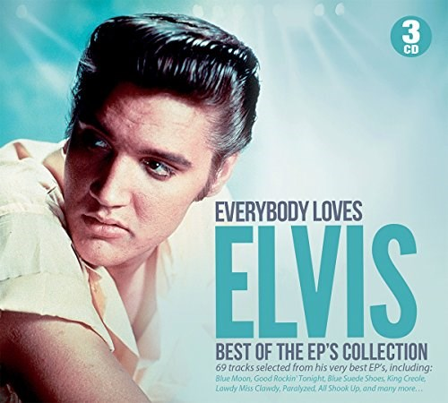 ELVIS PRESLEY - Everybody Loves Elvis - Best Of The Ep's Collection (3CD)