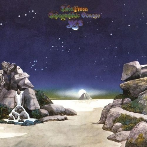 YES - Tales From Topographic Oceans: Expanded Edition (3CD+BLU-RAY)