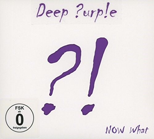 DEEP PURPLE - Now What?! (Special Edition CD/DVD)