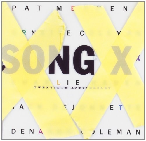 PAT METHENY - Song X (20Th Anniversary)