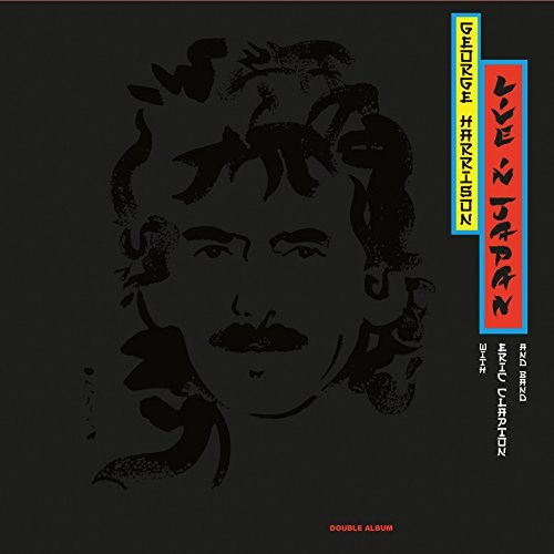 GEORGE HARRISON - Live In Japan - 2LP