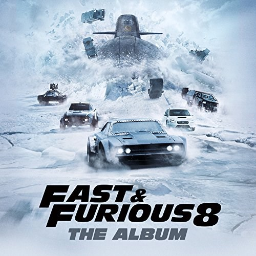 SOUNDTRACK - Fast & Furious Vol. 8: The Album