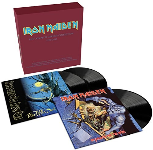 IRON MAIDEN - 2017 Collectors Box