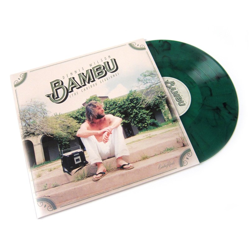 DENNIS WILSON - Bambu - The Caribou Sessions (Colored Vinyl) - 2LP (RSD Exclusive Release)