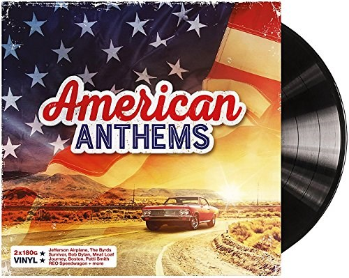 VARIOUS ARTISTS - American Anthems - 2LP