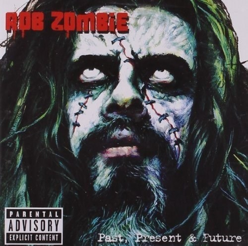 ROB ZOMBIE - Greatest Hits: Past Present & Future (CD/DVD)