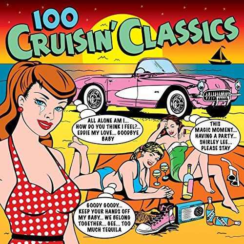 VARIOUS ARTISTS - 100 Cruisin Classics (4CD)
