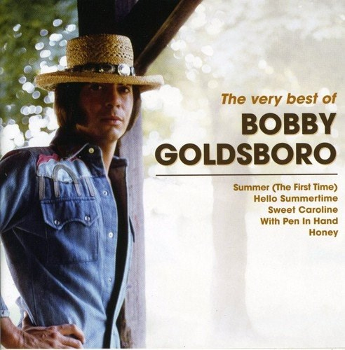 BOBBY GOLDSBORO - The Very Best of