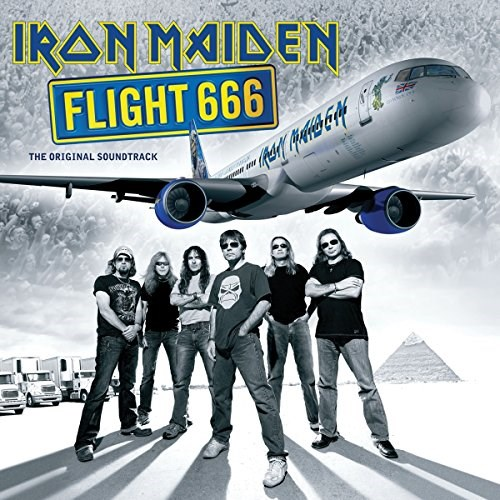 IRON MAIDEN - Flight 666 - 2LP