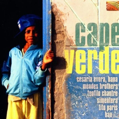 VARIOUS ARTISTS - Music of Cape Verde