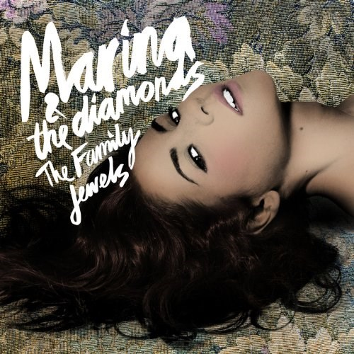 MARINA AND THE DIAMONDS - The Family Jewels - LP