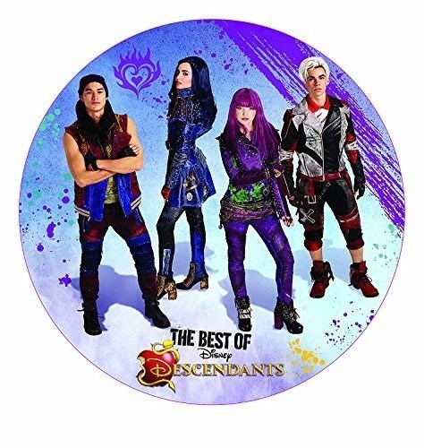 SOUNDTRACK - The Best Of Descendants (Picture Disc Vinyl) - LP