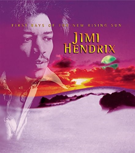 JIMI HENDRIX - First Rays of the New Rising Sun - 2LP