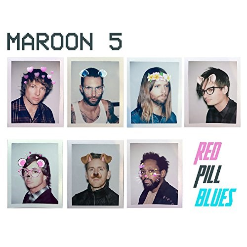 MAROON 5 - Red Pill Blues (2CD Deluxe Edition)