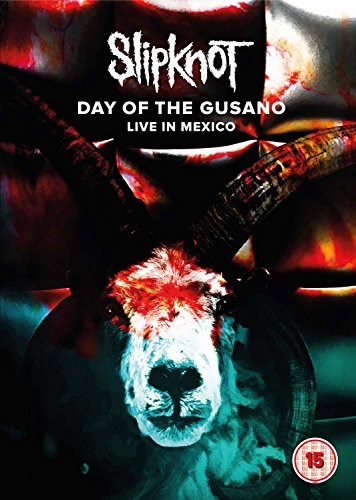 SLIPKNOT - Day of the Gusano: Live in Mexico - DVD