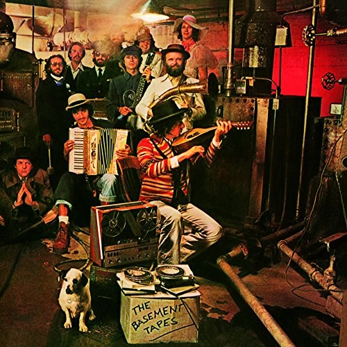 BOB DYLAN - Basement Tapes - 2LP