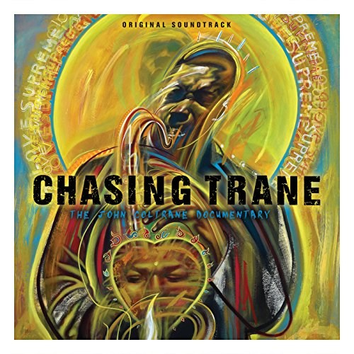 JOHN COLTRANE - Chasing Trane: The John Coltrane Documentary - DVD
