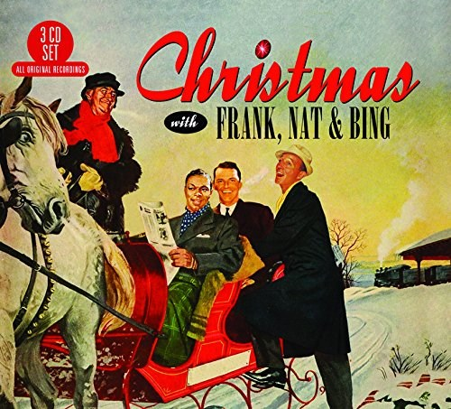 VARIOUS ARTISTS - Christmas With Frank Nat & Bing (3CD)