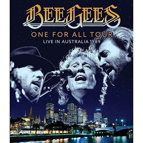 BEE GEES - One For All Tour Live in Australia 1989 - DVD