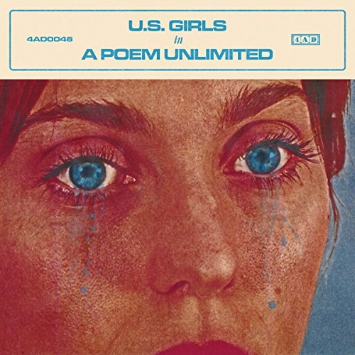 U.S. GIRLS - In A Poem Unlimited - LP
