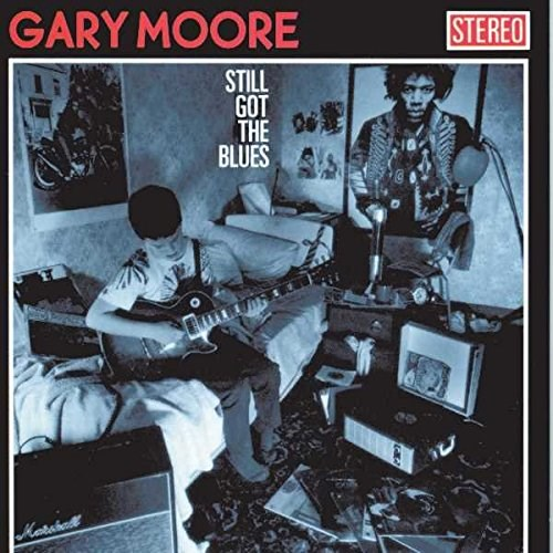 GARY MOORE - Still Got The Blues - LP