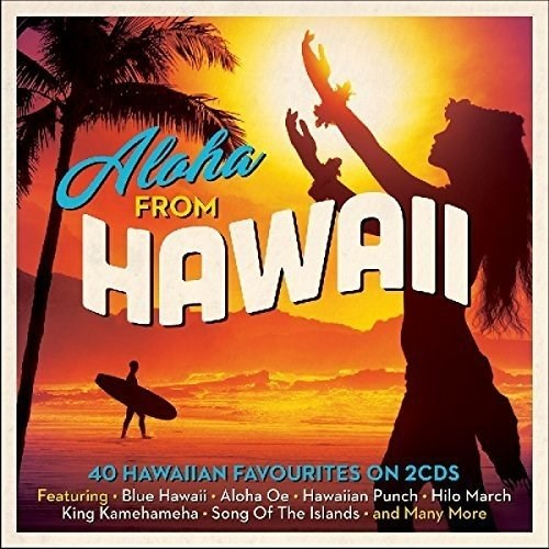 VARIOUS ARTISTS - Aloha From Hawaii (2CD)