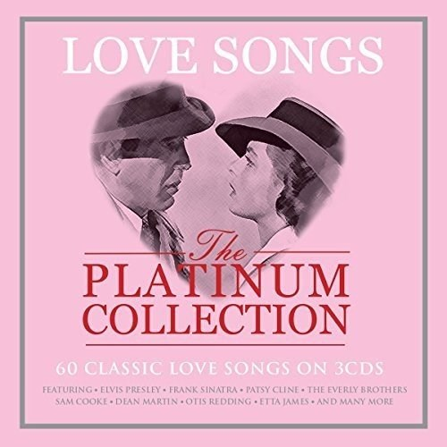 VARIOUS ARTISTS - Love Songs:The Platinum Collection (3CD)