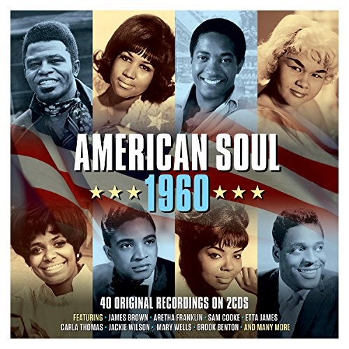 VARIOUS ARTISTS - American Soul 1960 (2CD)