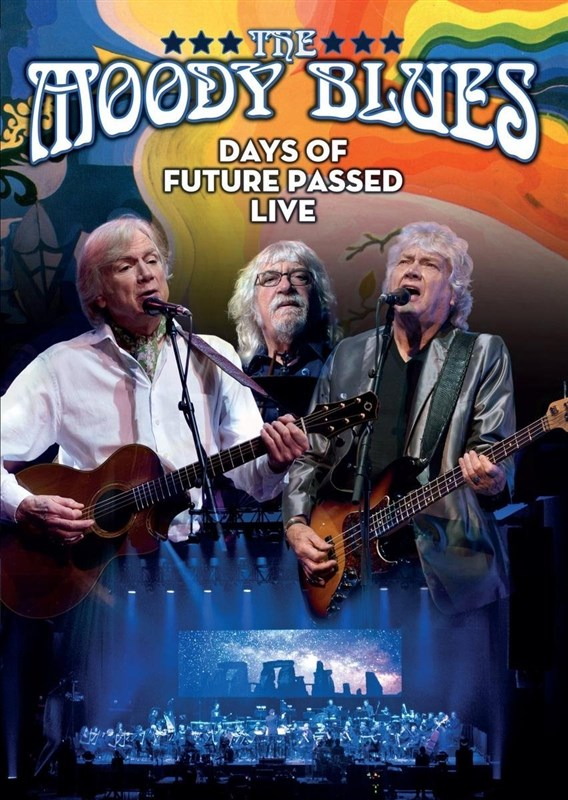 THE MOODY BLUES - Days Of Future Passed - DVD