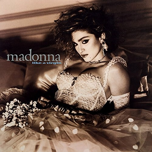 MADONNA - Like A Virgin [Solid White Vinyl] (Back To The 80'S Exclusive) - LP