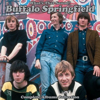 BUFFALO SPRINGFIELD - What's That Sound? Complete Albums Collection - 5LP BOX SET