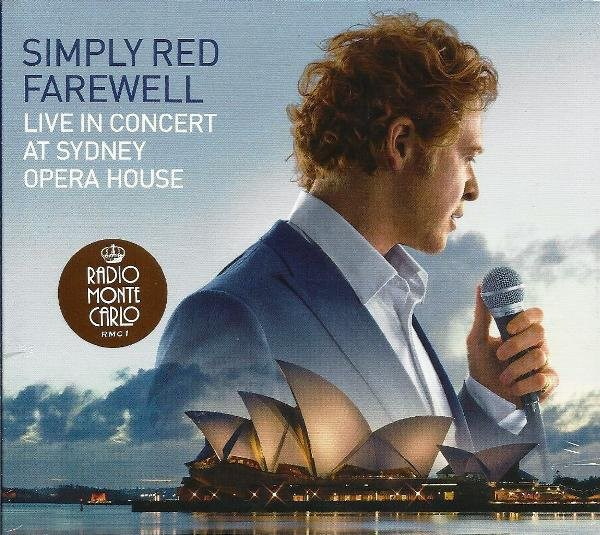 SIMPLY RED - Farewell (Live In Concert At Sydney Opera House) - CD/DVD