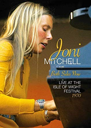 JONI MITCHELL - Both Sides Now: Live at The Isle of Wight Festival 1970 - Blu-ray