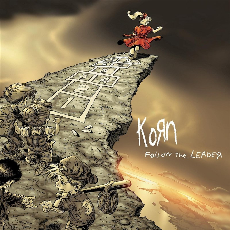 KORN - Follow The Leader - 2LP