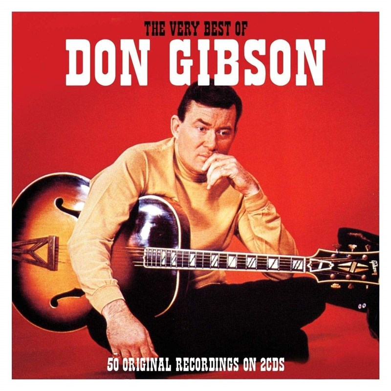 DON GIBSON - The Very Best Of (2CD)