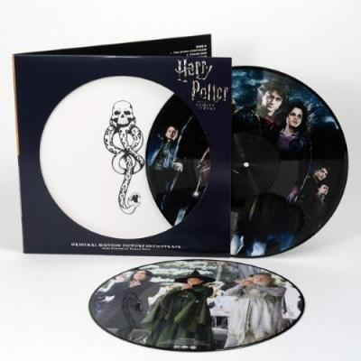 SOUNDTRACK - Harry Potter and the Goblet of Fire (Picture Disc) - 2LP
