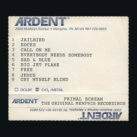 PRIMAL SCREAM - Give Out But Don't Give Up - The Original Memphis Recordings (2CD)