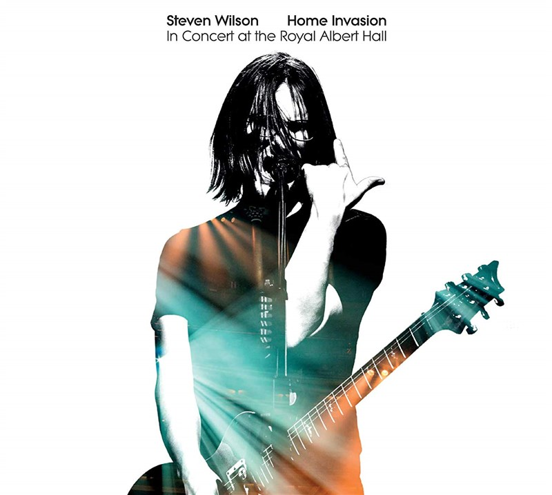 STEVEN WILSON - Home Invasion: Live at the Royal Albert Hall (Blu-Ray+2CD)