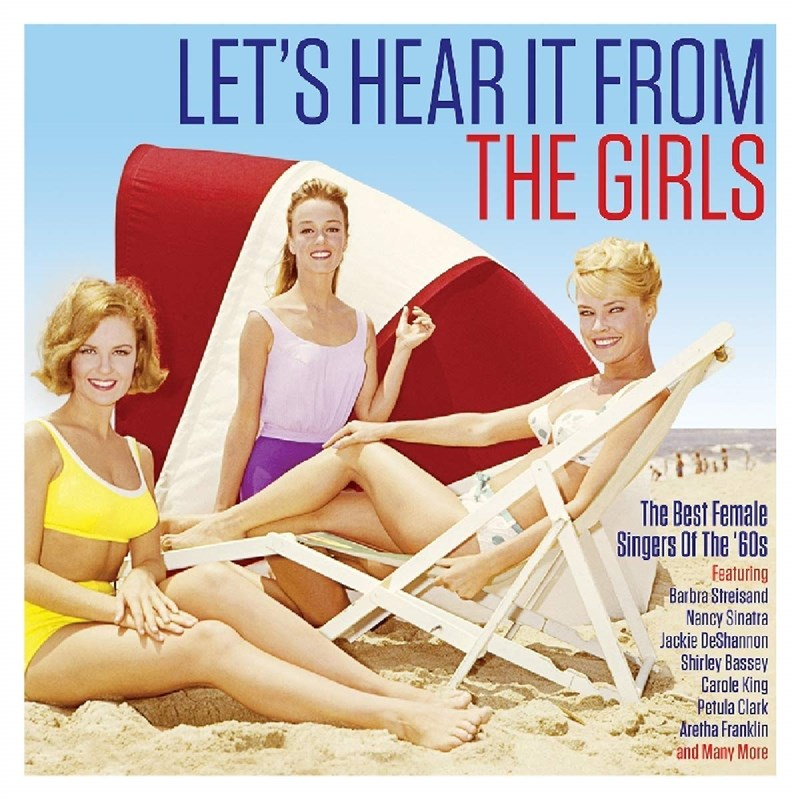 VARIOUS ARTISTS - Let's Hear It From The Girls (2CD)