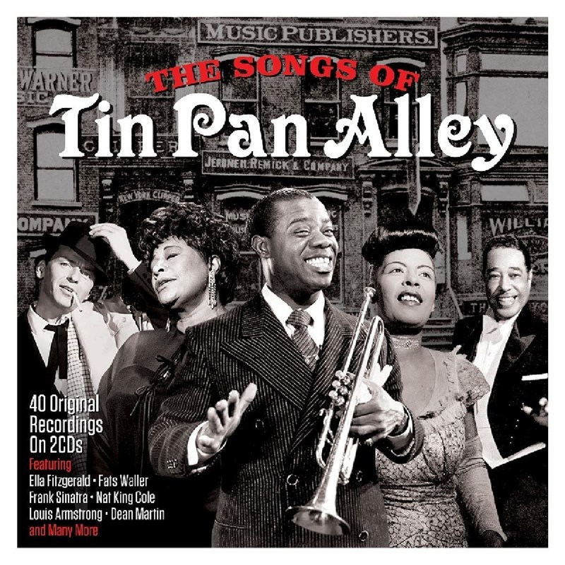 VARIOUS ARTISTS - The Songs Of Tin Pan Alley (2CD)
