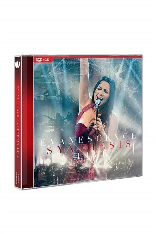 EVANESCENCE - Synthesis Live [DVD+CD]