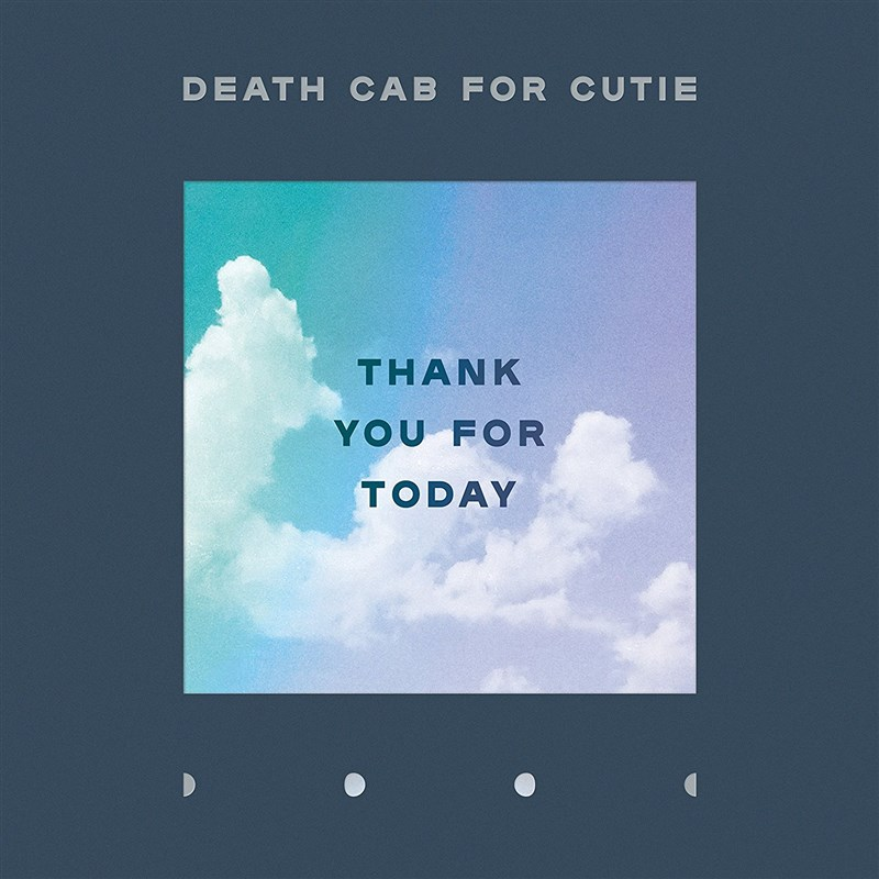 DEATH CAB FOR CUTIE - Thank You For Today - LP